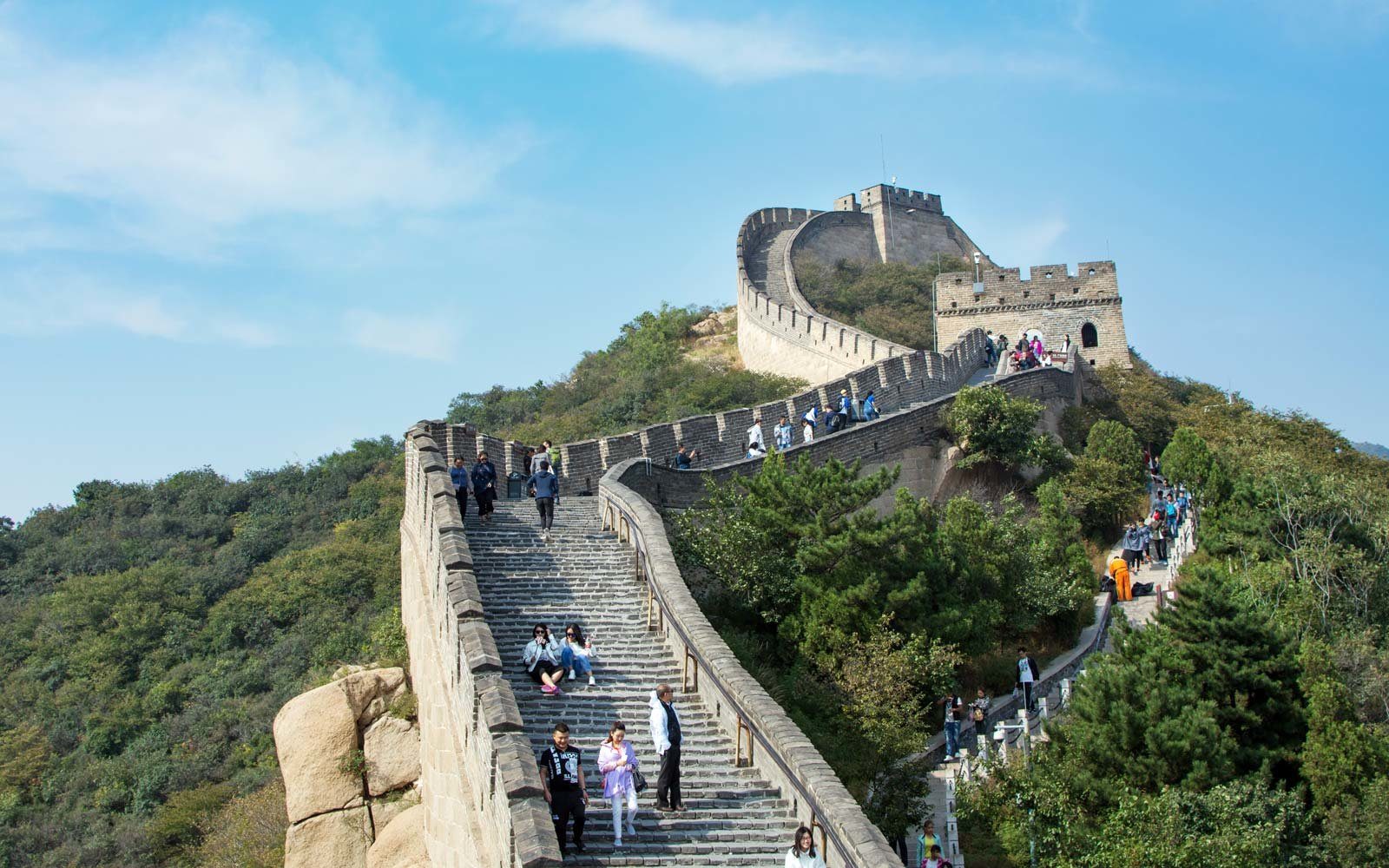 Great Wall of China Discovery