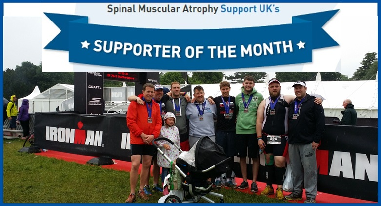 Supporters of the Month: July 2016