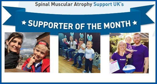 Supporters of the Month: May 2016