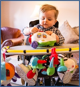 Toys, Play & Activities for Babies and Young Children who have Spinal Muscular Atrophy