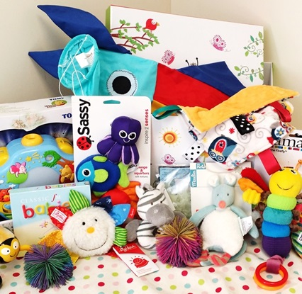 Multisensory Toy Packs