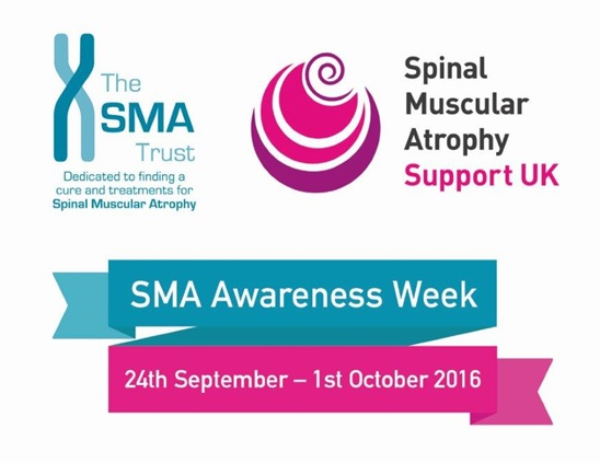 SMA Awareness Week 2016