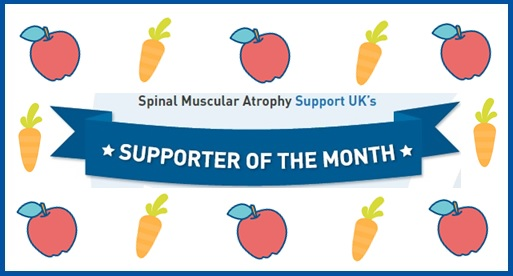 Supporters of the Month: September 2016