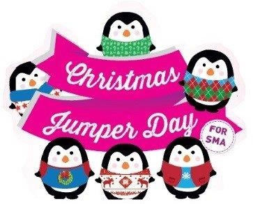 Christmas Jumper Day Spinal Muscular Atrophy Uk