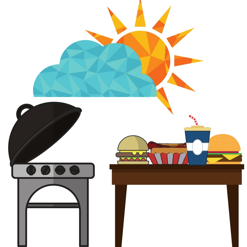 Midland BBQ Lunch - Sun 2nd July