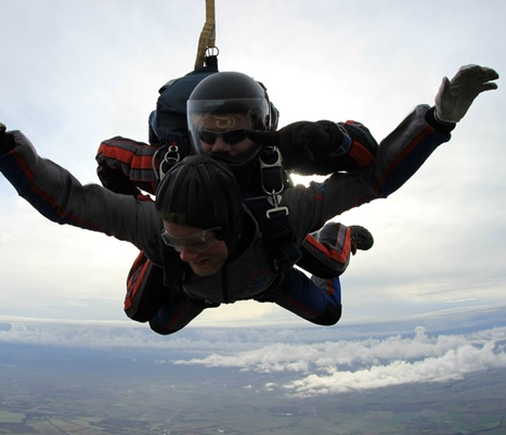 Skydives