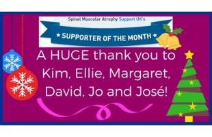 Supporters of the Month: November 2016