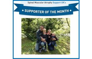 September's Supporter of the Month