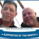 April's Supporter of the Month