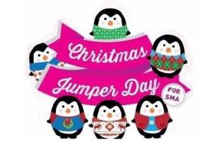 Christmas Jumper Day for SMA 2018
