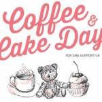 Coffee and Cake Day for SMA Support UK!