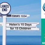 Helen Crook - Land's End to John O'Groats Cycle for SMA Support UK