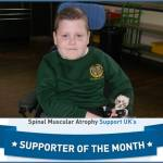 Supporter of the Month: August 2016