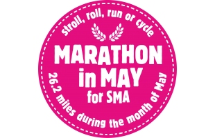 Marathon in May for SMA is back!