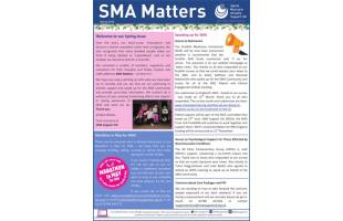 SMA Matters Spring 2018