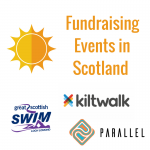 Summer Fundraising Events in Scotland