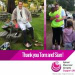 Tom and Sian's Walk in Memory of Bethan