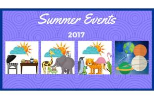 Summer Social Events 2017