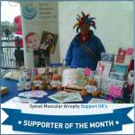 Supporters of the Month: January 2016