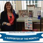 October's Supporter of the Month