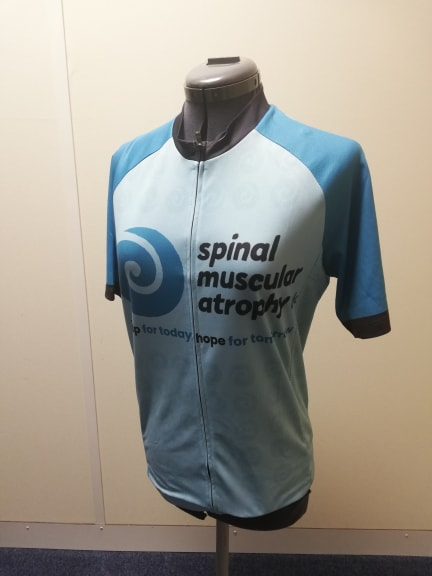 SMA UK Cycling Jersey